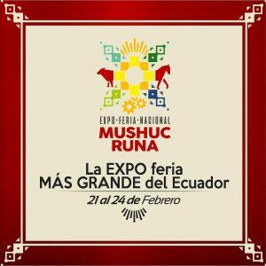 Expo Feria Nacional Mushuc Runa