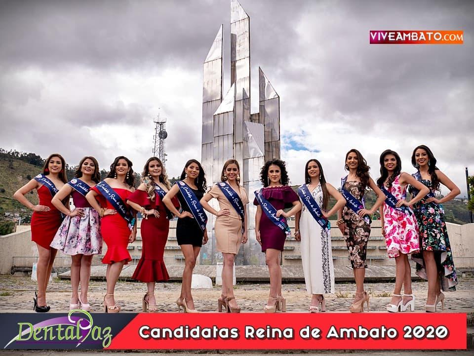 candidatas-reina-ambato-2020