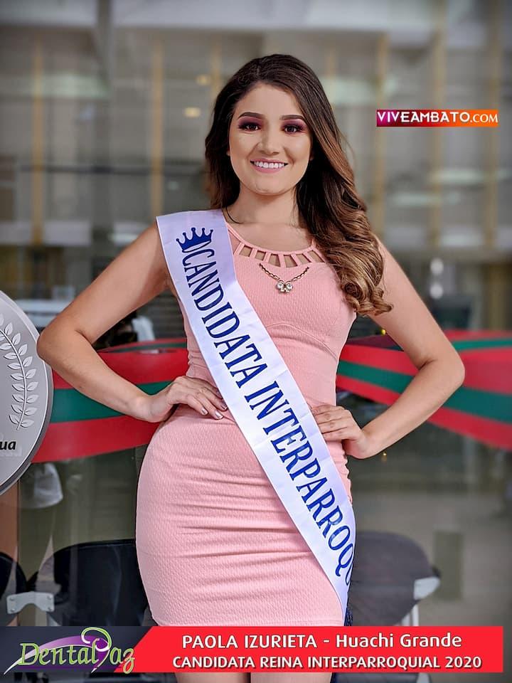 candidatas-reina-interparroquial-ambato-2020