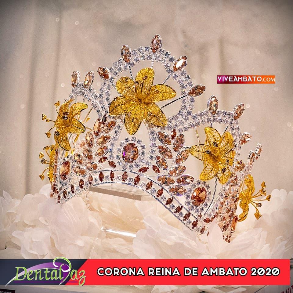 corona-candidatas-reina-ambato-2020